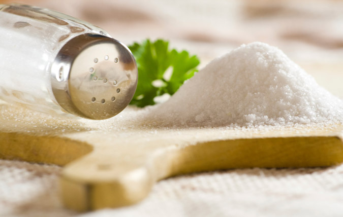 saltbalansen i kroppen