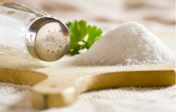 brist på salt