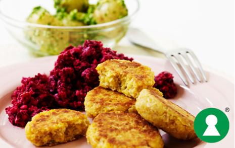 proteinrik vegetarisk mat recept